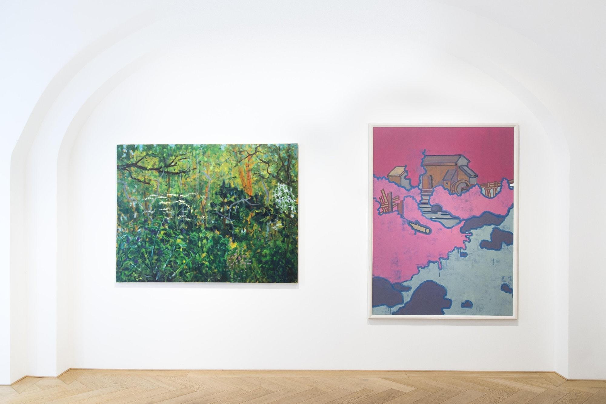 Ferdinand Melichar und Hubert Schmalix Smolka Contemporary
