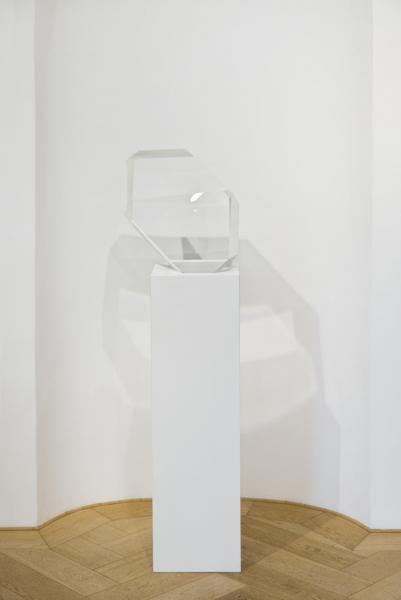 Hans Kupelwieser Ohne Titel / 2020, Plexiglas