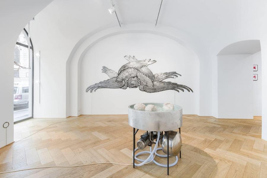 Kai Trausenegger Gaze Holy, Holy, Holy Smolka Contemporary