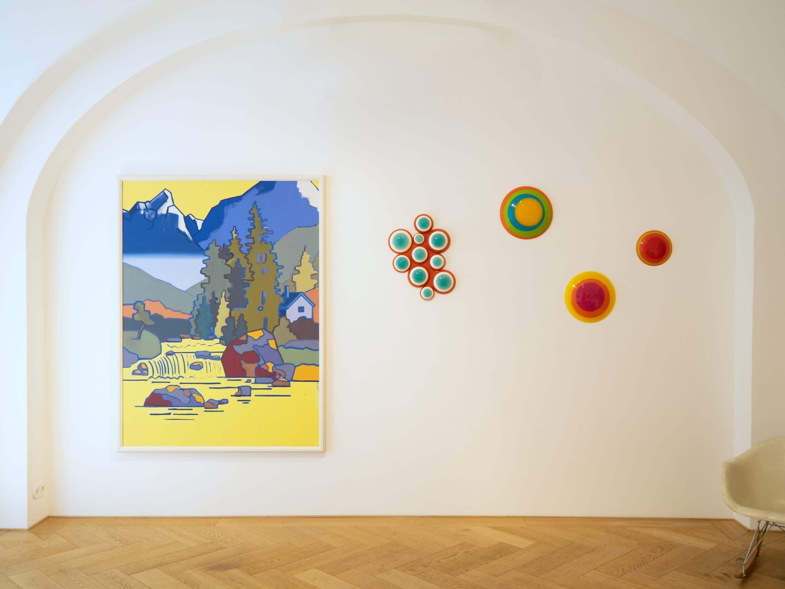 Hubert Schmalix Uta Weber Smolka Contemporary