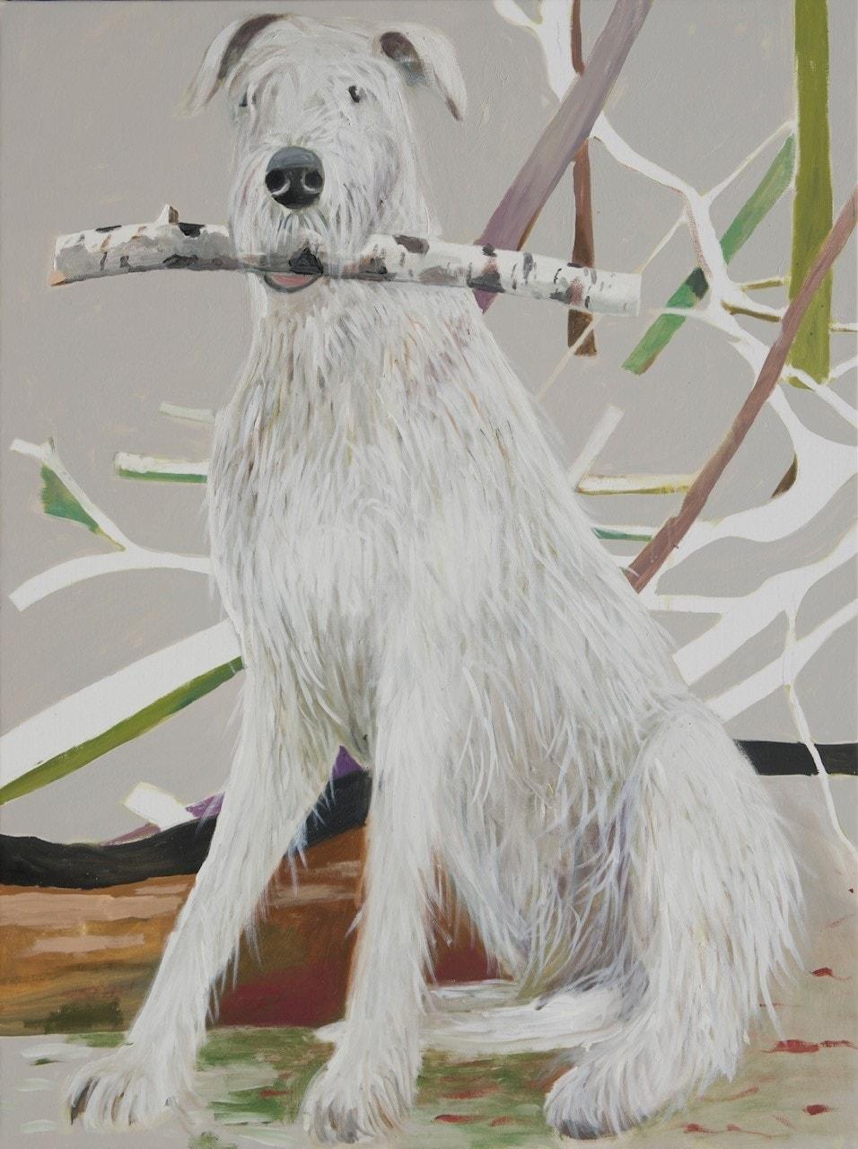 Alois Mosbacher Hund Smolka Contemporary